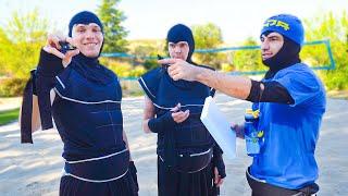 Who's The Best Ninja? (Jesser vs Moochie vs Mopi)