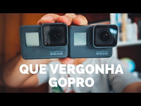 ASSISTA ANTES DE COMPRAR UMA GOPRO HERO 5 OU HERO 6
