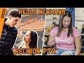"""""""Jaden, Do You Have A CRUSH On LaMelo?"""" Jaden Newman Opens Up & Julian Newman Talks Melo Ball 😱"""