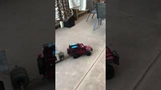 Traxxas trx-4 power for trailer