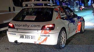 306 MAXI BEST OF RALLYE PURE ENGINE SOUND!