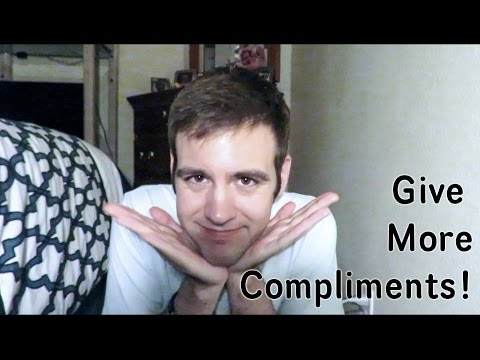 Give More Compliments!