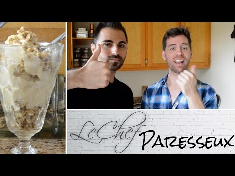 Ice Cream & Granola: Paleo! with guest Andy Steinhauser on Le Chef Paresseux EP. 34 [CC]