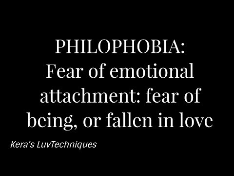 How To Understand Fear of Love: Relationship Advice