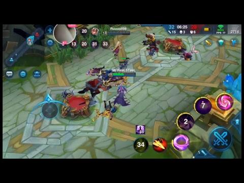 Omlet Arcade ile beni Heroes Arena oynarken izle!