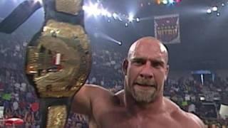 Goldberg wins the WCW World Heavyweight Championship - PakVim net HD
