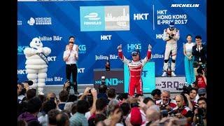 Highlights Hong Kong ePrix - Race 2 - 2017/2018 FIA Formula E - Michelin Motorsport