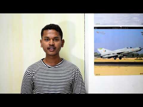 Indus Rangers - Navy AA Topper Saurav Chandra
