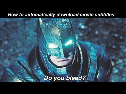 Automatically Download Movie Subtitles on Android | (ft. BigTechTV)