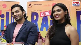 "Hindi Film ""Is She Raju"" First Look And Music Launch 
