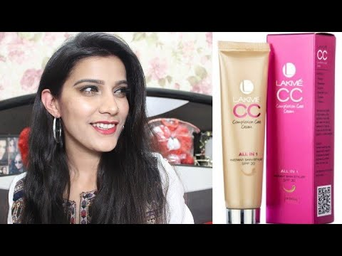 Lakme Cc Cream Makeup Tutorial | Super Style Tips