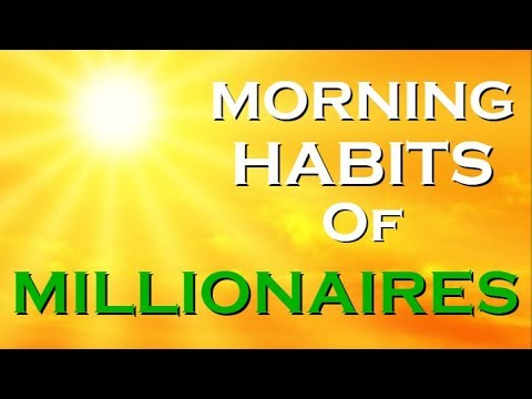 Morning Millionaire Manifest ~ The SECRET to Becoming RICH