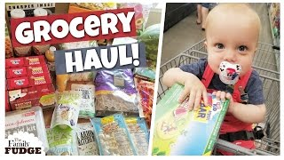 GROCERY HAUL || Unplanned, impulsive and FULL of processed foods!
