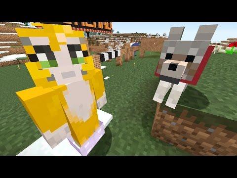 Minecraft Xbox - Dog Drop [374]