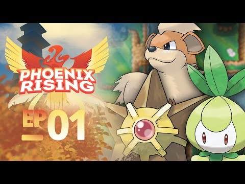 Pokémon Phoenix Rising Let's Play w/ TheKingNappy - Ep 1