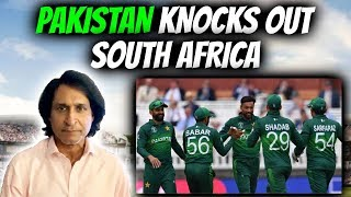 Pakistan Knocks Out South Africa | Looking focused on Semi Finals