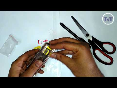 How to Cut Micro or Nano Sim Card without Sim cutter tool