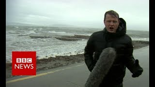 Hurricane Ophelia: Latest updates