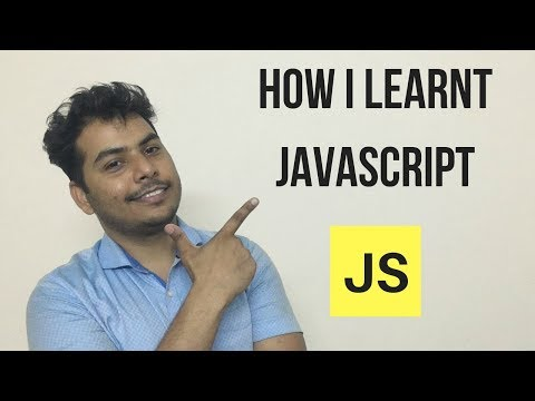 How I Learnt JavaScript   My JavaScript Learning Journey This Far