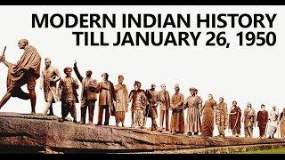Timeline of Indian History: Start of 20th Century to Jan 26, 1950 [UPSC CSE/IAS, SSC CGL, Bank PO]