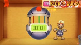 Download Buddy VS All Explosives Land Mine C4 Missile Mega Bomb Kick The Buddy Walkthrough Part 29 Video