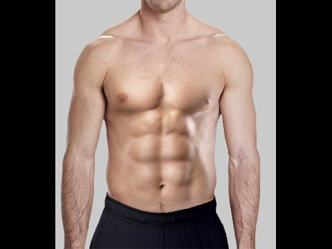 Six Pack Abs - Get 6 Pack Abs in Photoshop - Photoshop Tutorial