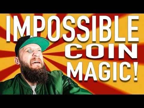 REACTING TO COIN MAGIC!! - World's BEST coin Magicians!