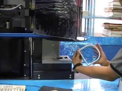 One machine for Trim cap and Body : 25mm aluminum cap+100mm aluminum profile
