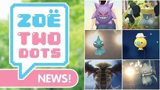HALLOWEEN, MELMETAL, COMM DAY x 2 & MORE! Pokémon GO ZTD News