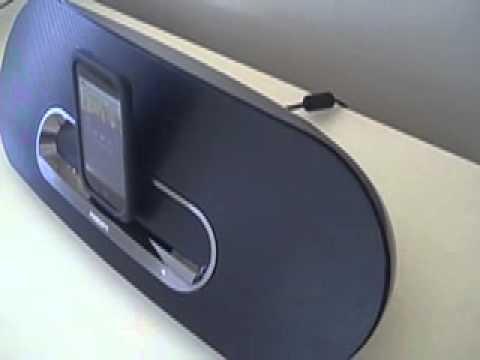 Philips Fidelio Docking Speaker DS8530 iPod, iPhone, iPad dock