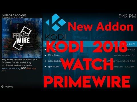 Kodi Addons 2018 Primewire.ag (1channel) New Addon 100% Working