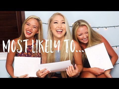 Most Likely To Tag | feat. Emilee & Sarai