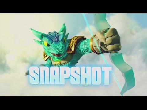 Skylanders: Trap Team - Snap Shot's Soul Gem Preview (Croc and Roll)