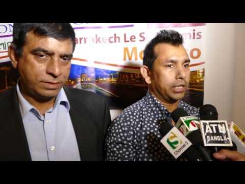 Bangla Kagoj Community Conference in Morocco -2016