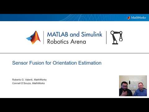 Sensor Fusion for Orientation Estimation - PakVim net HD