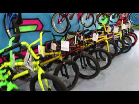 Grand Opening of Bunkers BMX Shop