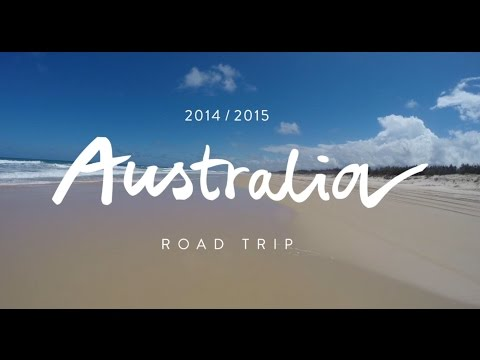 Road Trip Australia 2014/2015 and Scuba Diving The Great Barrier Reef