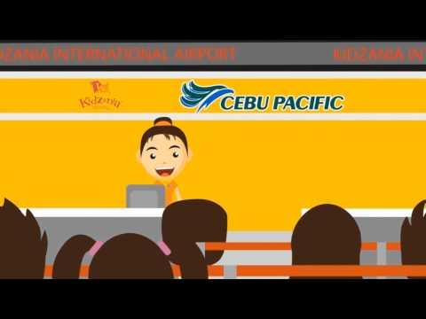 Cebu Pacific flies KidZania