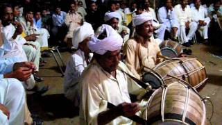Drum Beater (Dhol beater) Mumtaz & Brothers Mochh Mianwali Pakistan