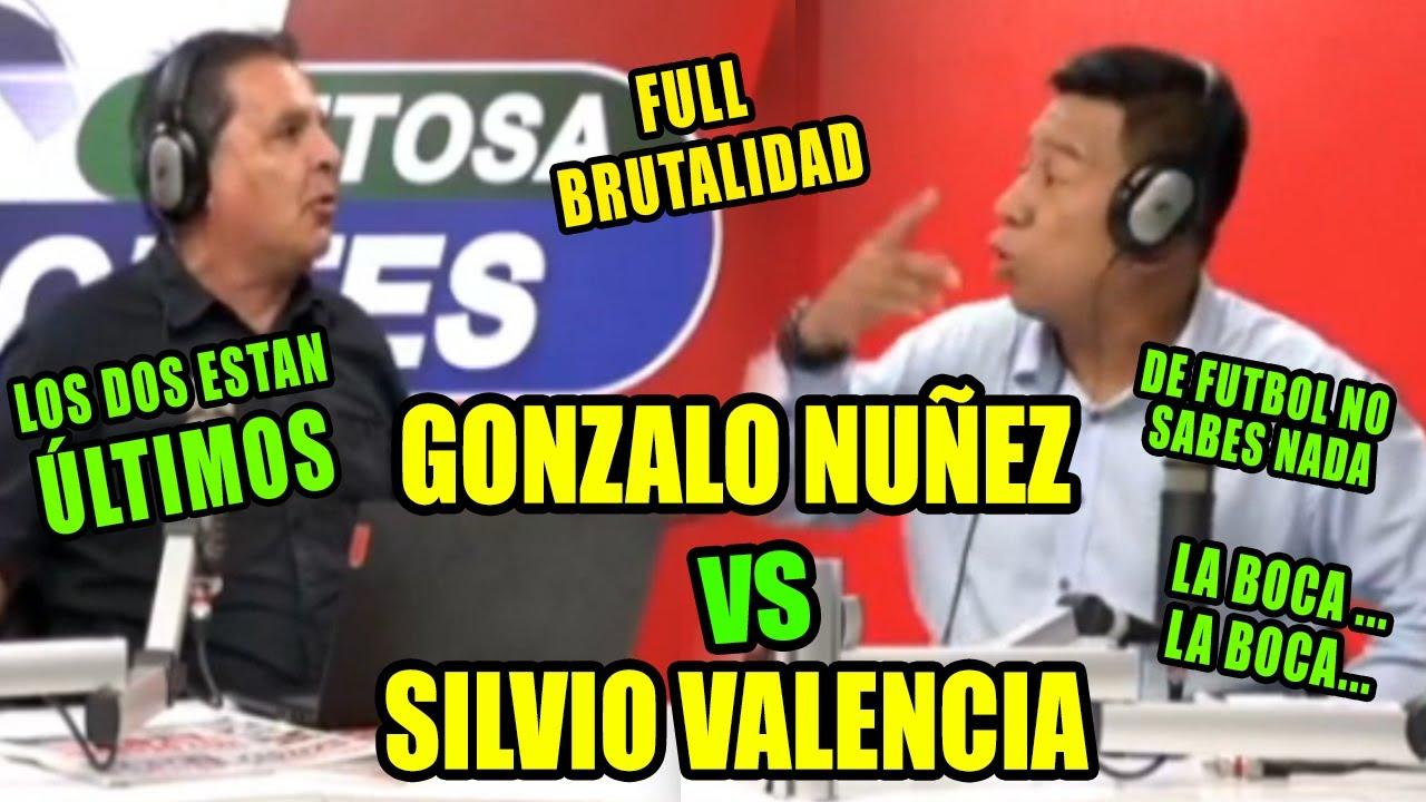 EXITOSA DEPORTES 13/05/2021 ⚽ :  SILVIO VALENCIA VS. GONZALO NUÑEZ - FULL BRUTALIDAD