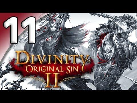 Divinity Original Sin 2 *Multiplayer* - 11. Teleport Trickery - Let's Play Divinity Original Sin 2
