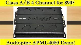 Skar Audio RP2000 1D Amp Dyno with a bit of a twist!