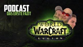 Unser erstes Legion-Fazit - Barlow, Anne & Thomas im Talk (Podcast)