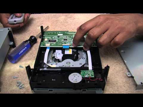 How to fix a HITACHI Xbox 360 Disc drive
