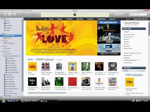iTunes store not working!
