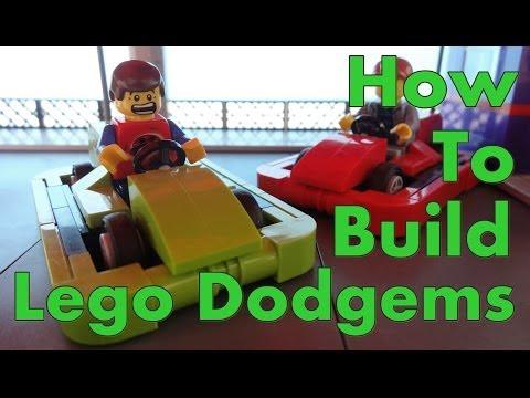 How To Build A Lego Bumper Car/Dodgem
