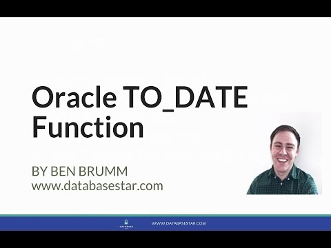 Oracle TO_DATE Function Explained with Examples