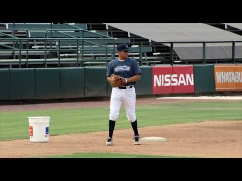 Manny Villa during the USA BASEBALL SW NTIS Tryout (06/10/2016)
