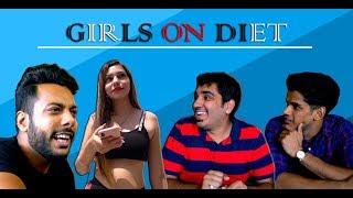Girls on Diet- Dieting Padi Bhari | RealSHIT