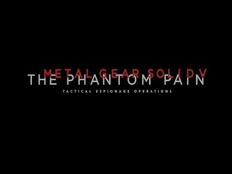 Metal Gear Solid V: The Phantom Pain - Free PS Plus Game / Juego PS Plus Gratis